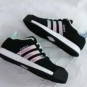 """Adidas"" Samoa(multi -colored) sneakers"